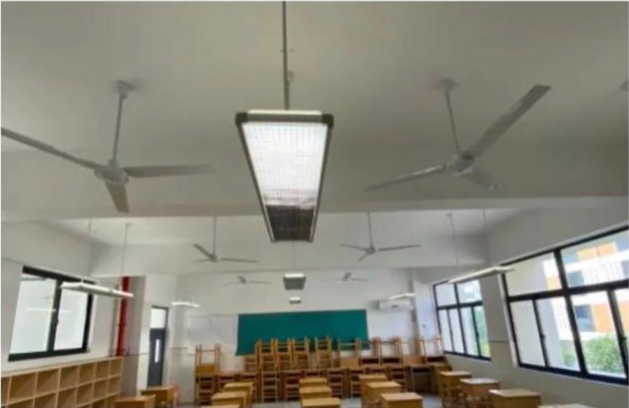 常州市第五中学「学校教室照明整体解决方案」