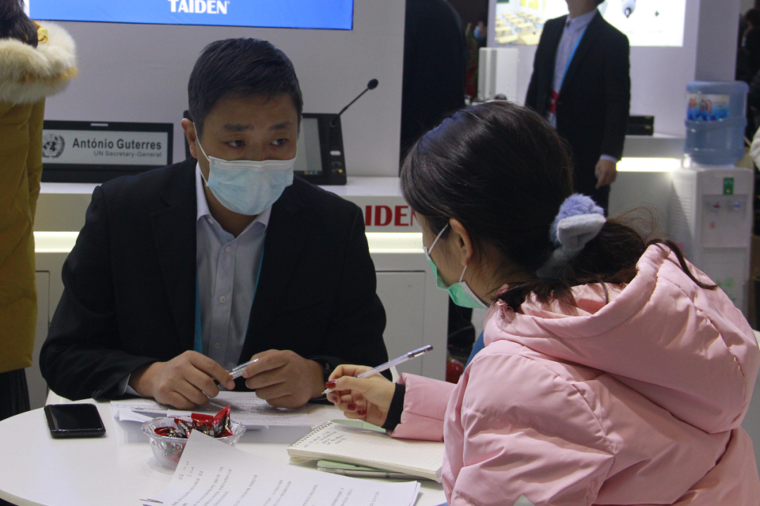 台电教育产品事业部张齐博:为智慧教育打造全新升级方案